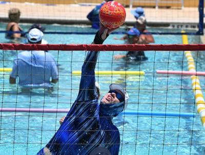 Residents dive back into aquatic activities