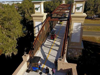 Brownwood Bridge opens as residents make first crossings