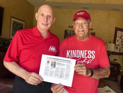 Snowbird takes kindness club to Midwest
