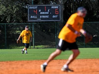 Softball starts season with refreshed look