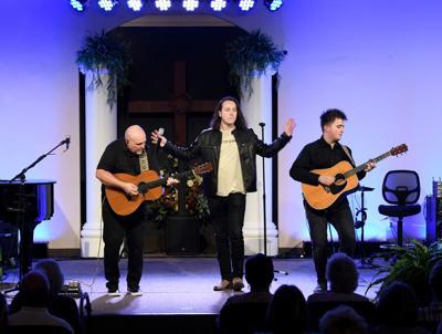 Local churches host live concerts again
