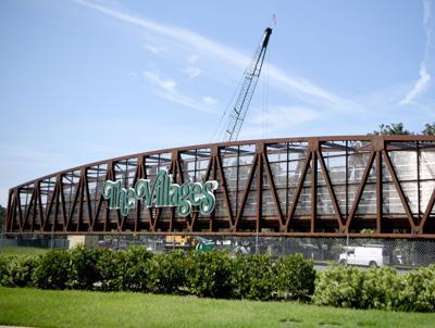 Crews almost ready To set SR 44 bridge