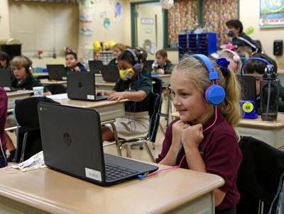 Villages Charter School paces Sumter test results