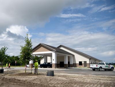 Church moves into new worship center