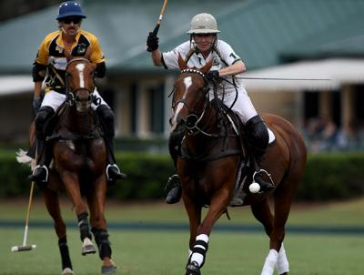 Insurance skirts past Fross & Fross in polo