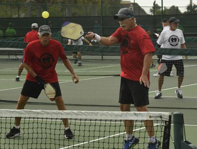 No. 1 SeaBreeze wins Pickleball Men's Cup