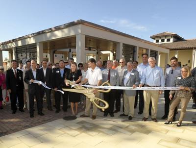 New hospice house celebrates expansion
