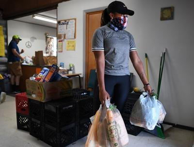 Food pantries stock up to meet summer need