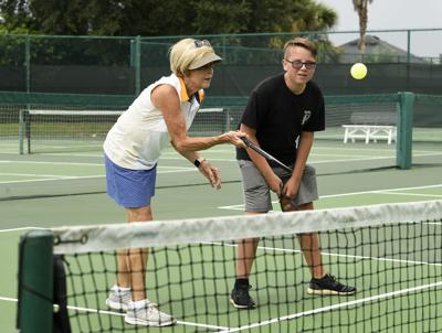 Camp Villages allows generations to bond