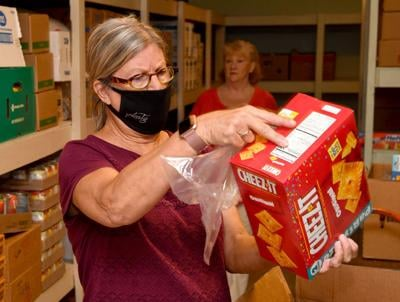 Food pantries in need of additional supplies