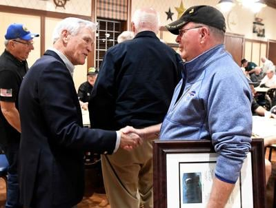 Vietnam POW shares lessons he learned
