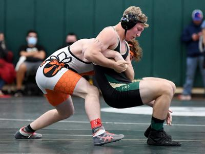 Sport of wrestling reels in Buffalo senior Rima