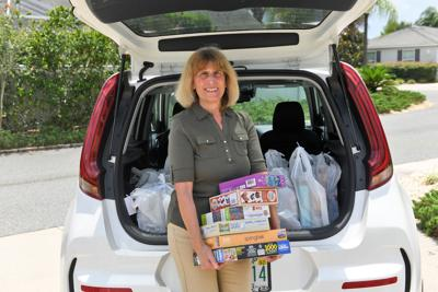 Puzzle Provider Delivers Fun to Neighborhoods in The Villages