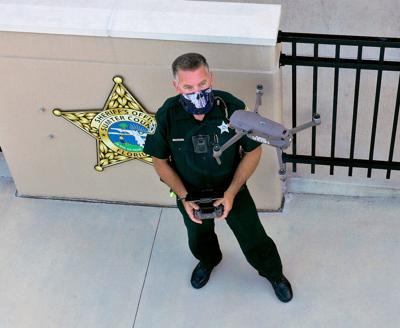 Deputies Use Drones To Save Money, Lives