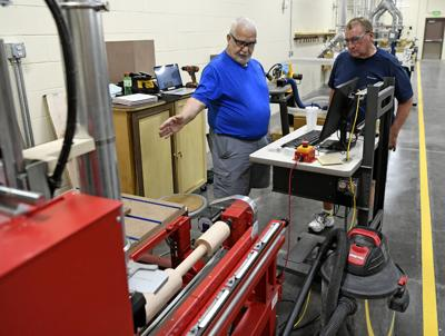 Only in The Villages: Woodworkers Club