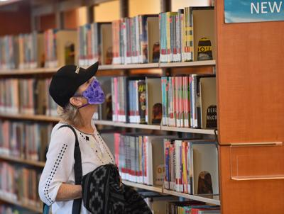 Library fans laud full reopenings