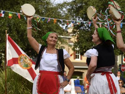 Fall is outdoor festival season in The Villages