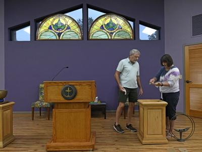 Two houses of worship eager for in-person return