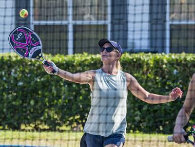 Tips from your neighborhood: Villager enjoys Beach Tennis Club