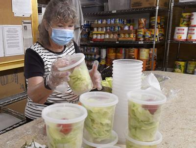 Soup kitchen seeks items to help those in need of food