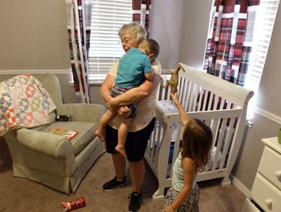 Grandparents' roles see shift over time