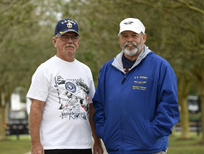 Eight brothers boast years of military service