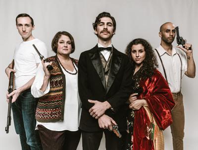 Sondheim's 'Assassins' set to open next week