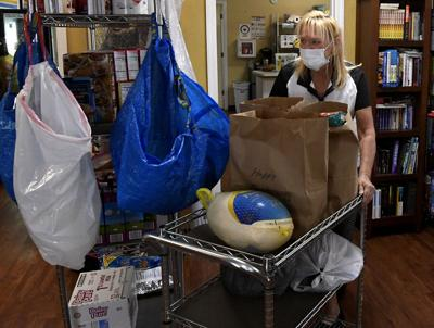 Food pantry begins its collection for the holiday season