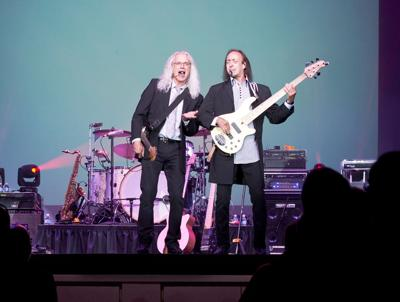 Tribute band Hotel California keeps crowd checked in