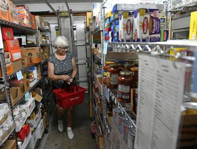 Groups step up for local food pantries