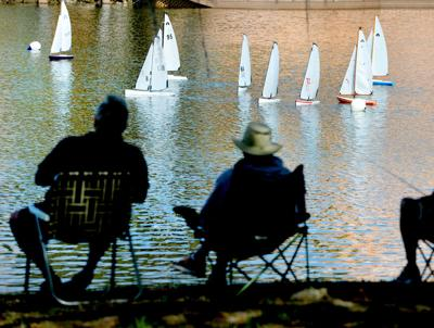 Villages R/C Model Sailboat Club enjoys strong bonds
