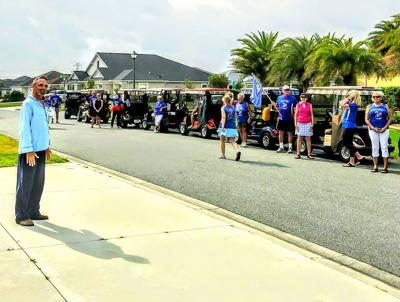 Residents touched by neighborhood support