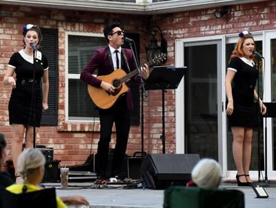 Johnny Wild and The Delights available for drive-in parties