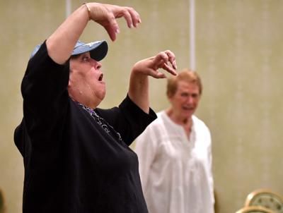 Improv Club pushes forward as it practices new Zoom skits