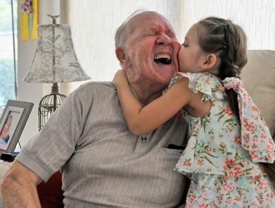 Grandparents embrace bigger caregiving role