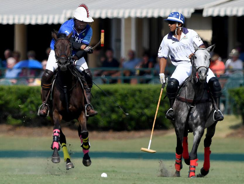 Polo: Weekend Tourney Finale Ends in Rare Tie