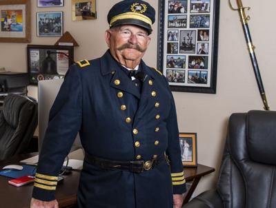 Veterans and the military: Bruce Smith