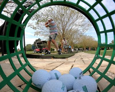Behind the Lens: Golf Driving Ranges in The Villages