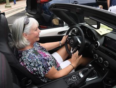 Car show rolls in