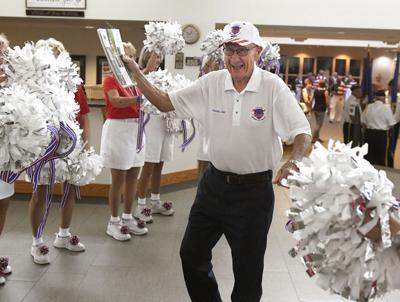 Memories reunite veterans, guardians