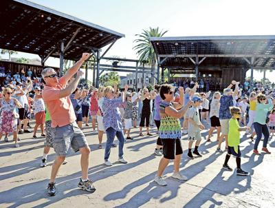 Sumter sets national pace in median age