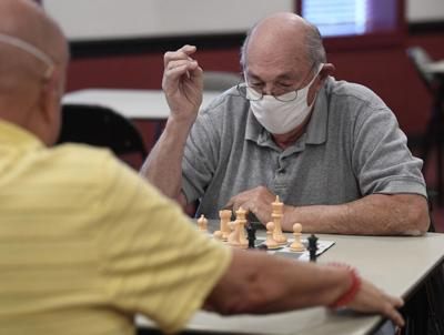 The Villages Chess Club adapts to online play