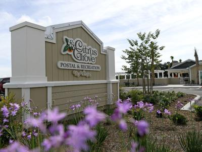 Ribbon-cuttings for facilities make a grand return