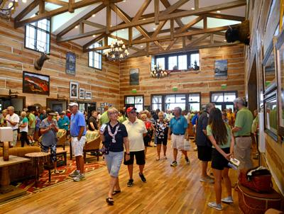 Everglades Shines at grand opening event