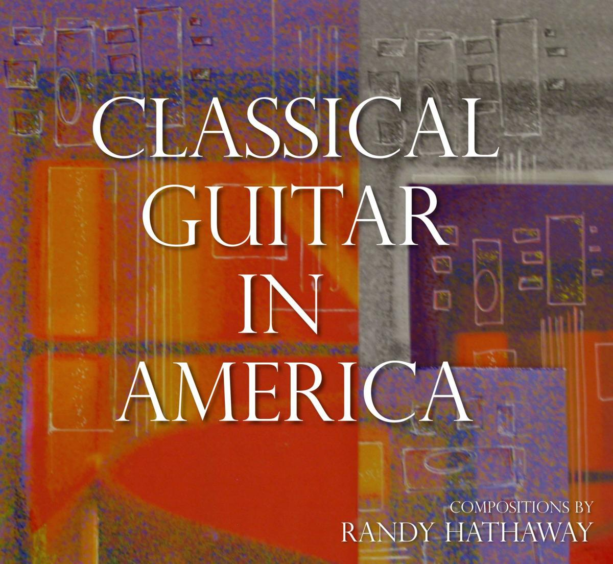 Randy Hathaway cd cover