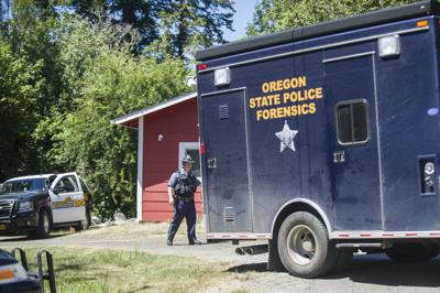 Coquille Homicide Investigation