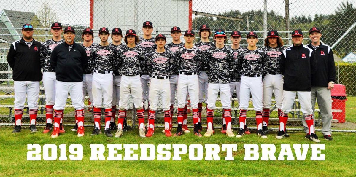 Reedsport baseball team