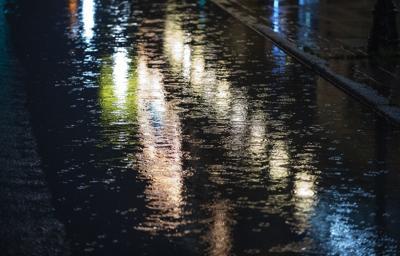 Rain Weather Stock