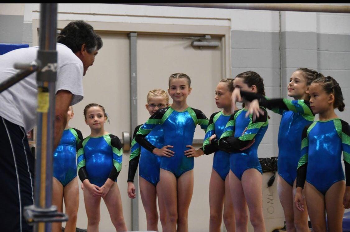 gymnastics plus hosts fall meet community sports theworldlink com