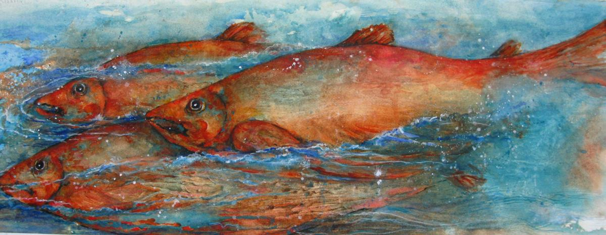 Jean Kyle, Spawning Colors